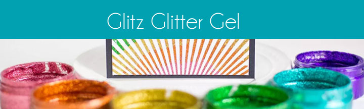 Gina K Designs GINA K GLITZ GLITTER SILVER