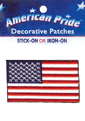 Large American Flag (12 packs included) picture