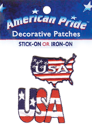US Map & Letters Combo (12 packs included) picture