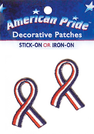 Small American Ribbons (12 packs included) picture