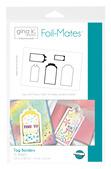 Gina K. Designs Foil-Mates, Tag Borders
