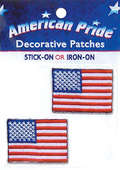 Small American Flag (12 packs included)