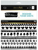 Brutus Monroe Designer Toner Sheets  - Jeepers Creepers