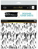 Brutus Monroe Designer Toner Sheets - Brush Strokes