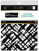 Brutus Monroe Designer Toner Sheets - Crosshatch