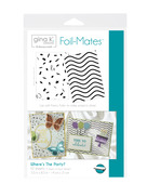 Gina K. Designs Foil-Mates™ Backgrounds • Where's The party?