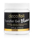 Deco Foil Transfer Gel Blanco - 4 fl. oz.