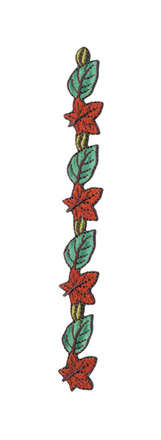 Leaves - Border Trim  (6 packs included) picture