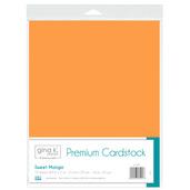 Gina K. Designs Premium Cardstock • Sweet Mango