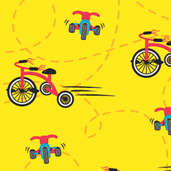 Tykes N Trikes Young'uns Paper (1 pack of 25 sheets)