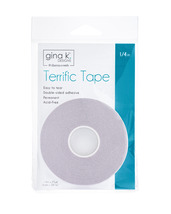 Gina K. Designs Terrific Tape 1/4 in x 27 yds