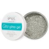 Gina K. Designs Glitz Glitter Gel – Silver