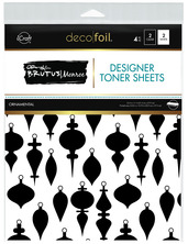 Brutus Monroe Designer Toner Sheets  - Ornamental