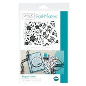 Gina K. Designs Foil-Mates™ Backgrounds • Elegant Florals