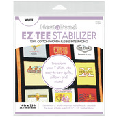 "EZ-TEE Woven Fusible Stabilizer - 14"" x 25 ft - White"