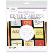 "EZ-TEE Woven Fusible Stabilizer - 14"" x 25 ft - White"