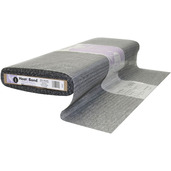 HeatnBond Weft Fusible Medium Weight (Charcoal 20 in. x By The Yard)