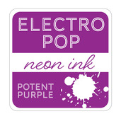 Rina K Designs Electro Pop Inks, Potent Purple