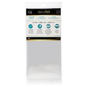Deco Foil Transfer Sheets Value Pack - Silver