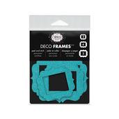 Glitter Dust™ Vintage Frame Assortment-Teal