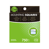 Mounting Squares 750 Count