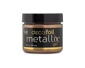 Deco Foil Metallix Gel – Aged Copper