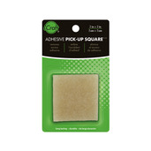 Adhesive Pick-Up Square