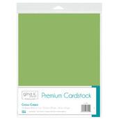 Gina K. Designs Premium Cardstock • Grass Green