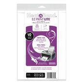 "HeatnBond EZ Print Lite • 8.5""x11"""