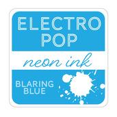 Rina K Designs Electro Pop Inks, Blaring Blue