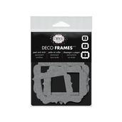 Glitter Dust™ Vintage Frame Assortment-Silver