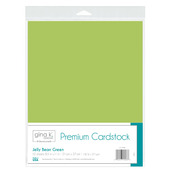 Gina K. Designs Premium Cardstock • Jelly Bean Green