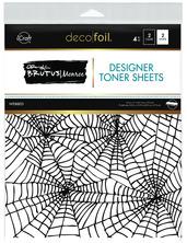 Brutus Monroe Designer Toner Sheets  - Webbed