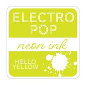 Rina K Designs Electro Pop Inks, Hello Yellow