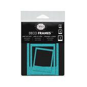Glitter Dust™ Photo Frame Assortment-Teal