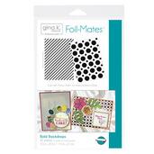 Gina K. Designs Foil-Mates™ Backgrounds • Bold Backdrops