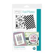 Gina K. Designs Foil-Mates™ Backgrounds • Ornamental Holiday