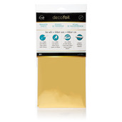 Deco Foil Transfer Sheets Value Pack - Gold