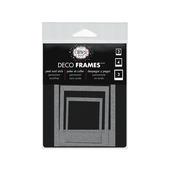 Glitter Dust™ Photo Frame Assortment-Silver
