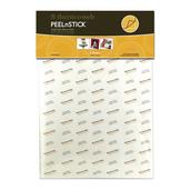 """PeelnStick 11"""" x 17"""" Sheet Pk. (2)"""