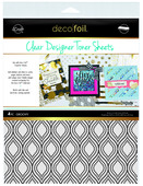 Deco Foil™ Clear Toner Sheets • Groovy