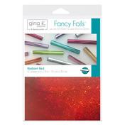 """Gina K. Designs Fancy Foils™ 6"""" x 8"""" • Radiant Red"""