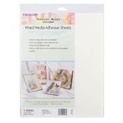 Rebekah Meier Designs Mixed Media Adhesive Sheets 9