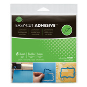 iCraft Easy Cut Adhesive™ Sheets • Sm