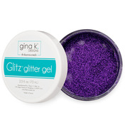 Gina K. Designs Glitz Glitter Gel – Wild Lilac