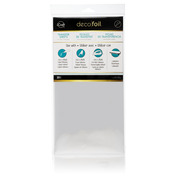 Deco Foil™ Transfer Sheets Value Pack • Silver
