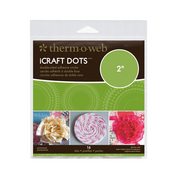 iCraft Adhesive™ Dots • 2 in
