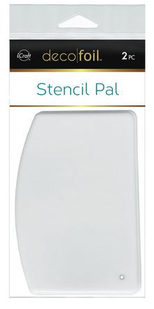 Deco Foil Stencil Pal picture