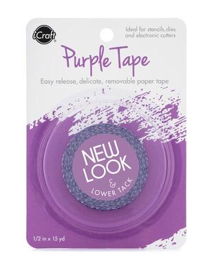 """Purple Tape - 1.5"""" picture"""