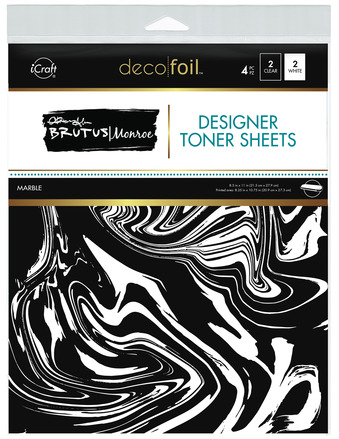 Brutus Monroe Designer Toner Sheets - Marble picture